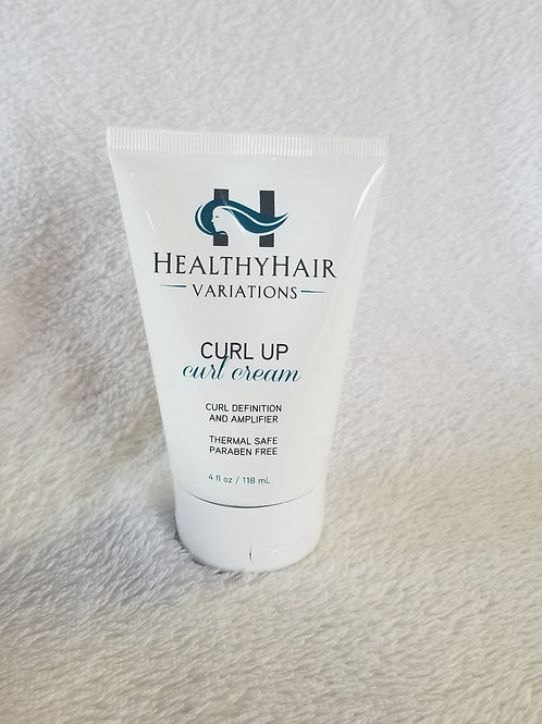 Curl up Curl Cream (4oz.)