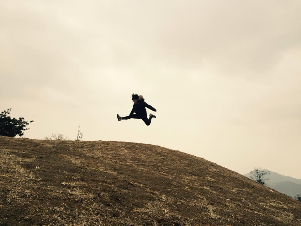 북산에 올라 점핑점핑!