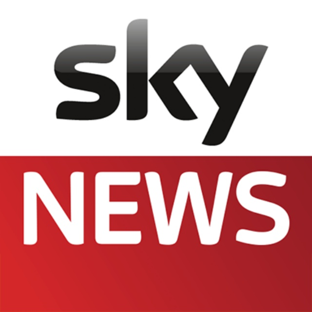 Simon Thompson Sky News