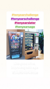Healthy Vending in London