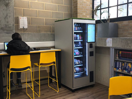 Top Reasons Why You Should Buy a Healthy Vending Machine UK