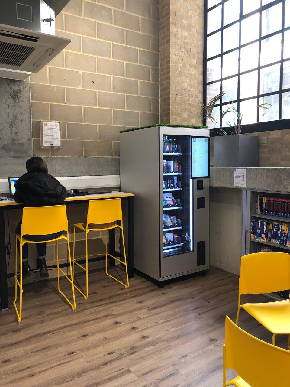 Buy Healthy Vending Machine UK