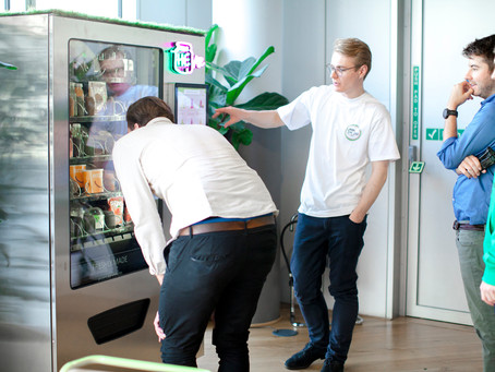 Healthy Vending Machines, Healthy Body, Healthy Mind - The Fight Against Depression