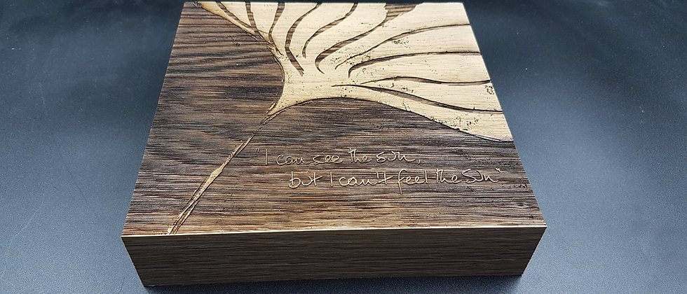Commissioned Wooden Paving Oak
