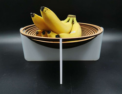 modern design spiral fruit bowl-min-2