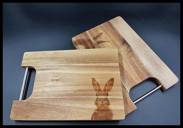 'Bunny' Chopping Board
