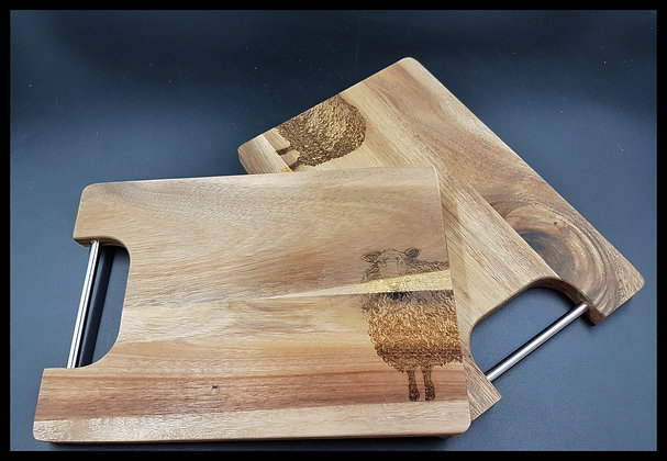 'Sheep' Chopping Board