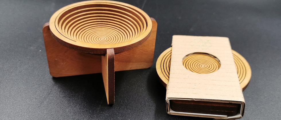 Spiral Bowl (Tiny)