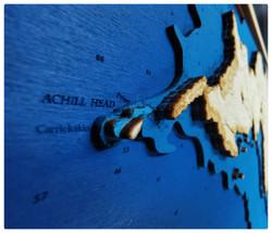 Coastal Map Wall Art
