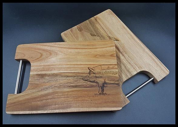 Surf & Turf Chopping Board