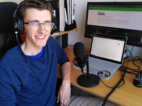 12 life lessons I learned from creating my first podcast