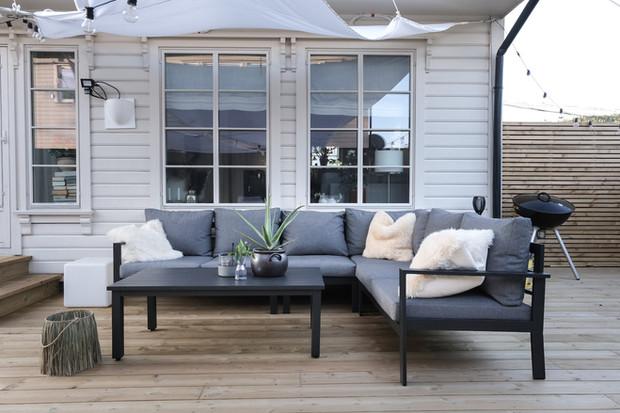 En sofa for den norske sommeren