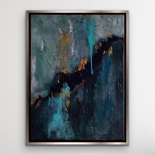 """""""Cascade"""" Original Painting"""