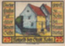 roda (stadtroda) thuringe 25 pfennig 192