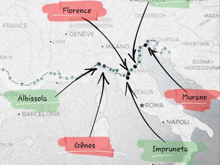 Episode 2 : Italie