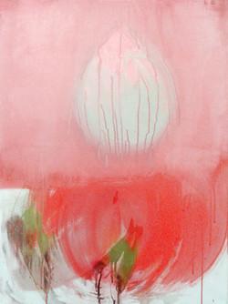 """Lotus"".Private collection. Prague"