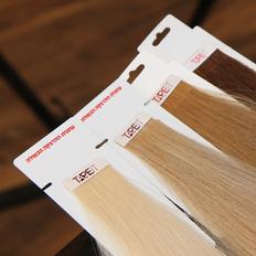 תוספות השיער של טייפאיט