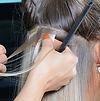 תוספות שיער מתחברות לשיער