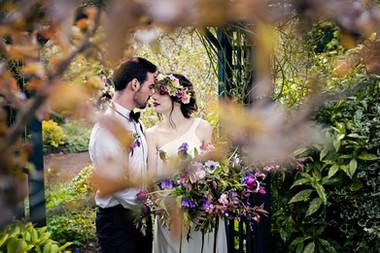 Botanic Gardens Wedding, Inverness