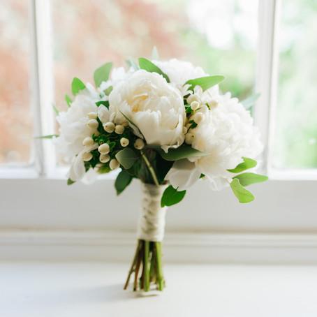 Marcelina and Duncan // Spring Wedding