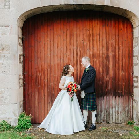 Pamela & Richard Wedding at Newton Hotel Nairn