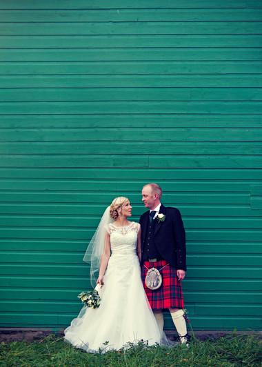 Tulloch Castle Hotel Wedding, Digwall