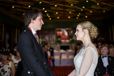 Bunchrew House Wedding, Inverness