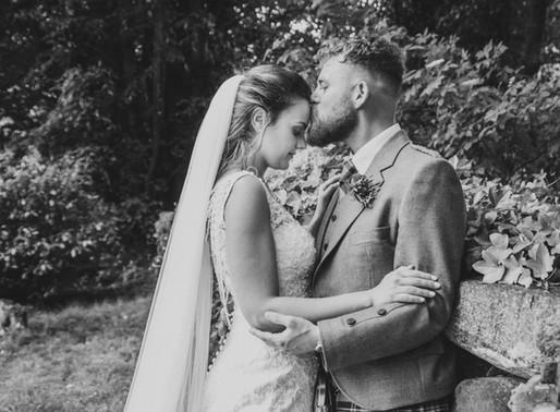 Raemoir House Wedding ¦ Kim & Lewis