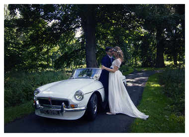 Brodie Castle Wedding, Forres