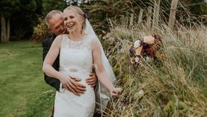 Thomas & Wendy's Autumn Wedding | Inverness