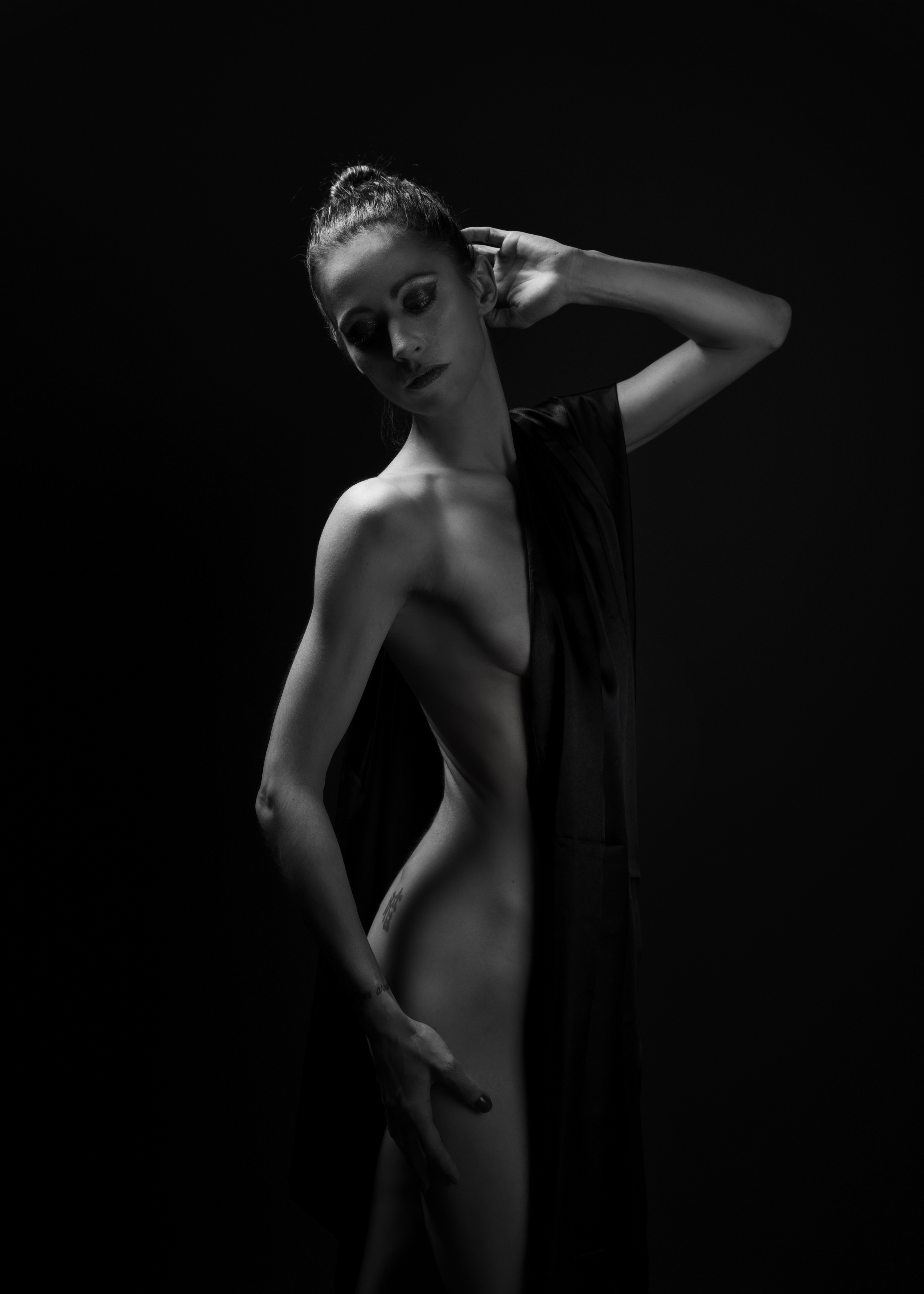 Inverness Boudoir-Nude Session