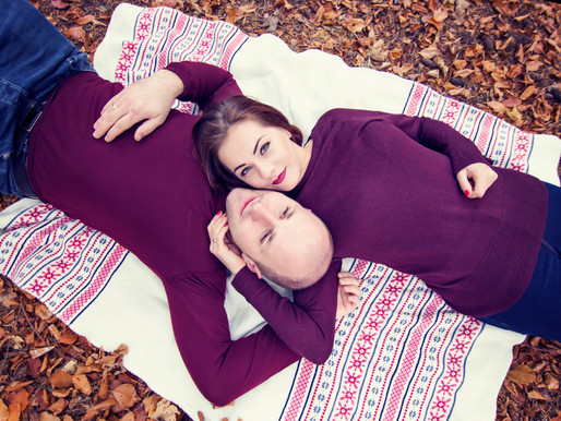 Autumn Couple Portrait's