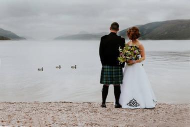 Loch Ness Wedding