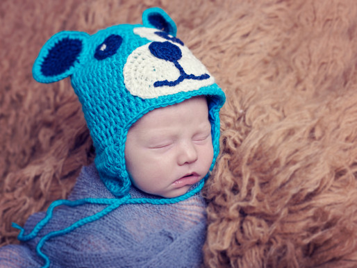Baby Boy, Inverness Newborn Photography