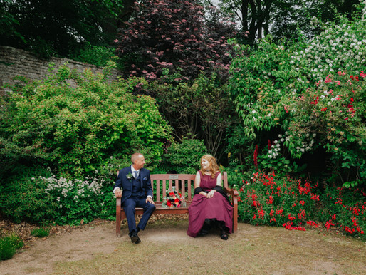 Culloden House Wedding with Paul & Jane