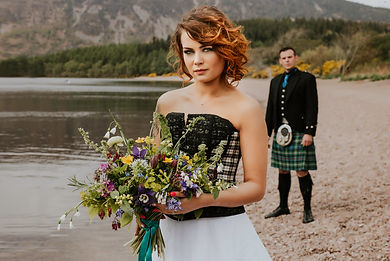 inverness wedding photography
