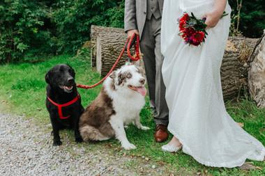 Tulloch Castle, Dingwall wedding