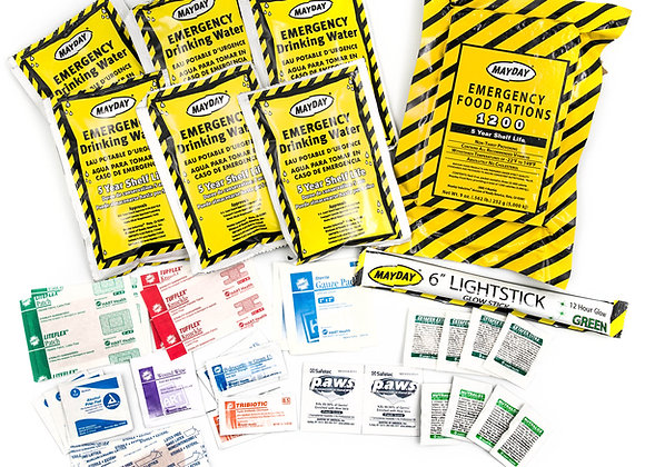 Survival Pack Refill Kit