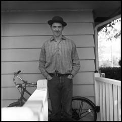 Billy Childish Portrait 1