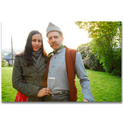 Billy Childish and Julie 4
