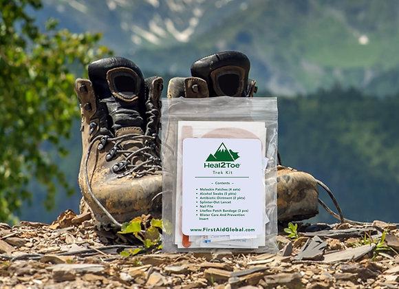 Heal2Toe Trek Kit for Foot Sores