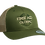 Thumbnail: First Aid for the Planet Green Vented SnapBack Cap