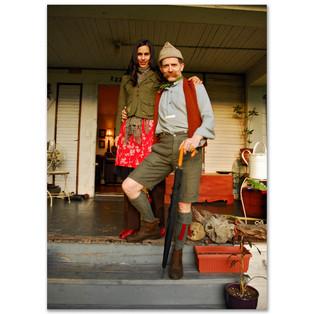Billy Childish & Julie 2