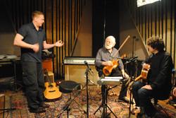 1.Damien Dempsey, John Sheahan & Declan O Rourke Sat March 9th 2013.JPG