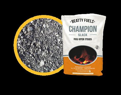 Champion Slack 25kg (per tonne)