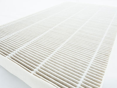 pleated air fiter