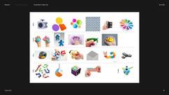 Visual Board: Fidget Toys