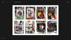 Visual Board: Puzzle Games