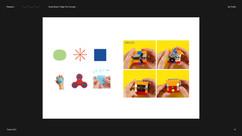 Visual Board: Fidget Toy Concept