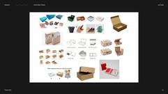 Visual Board: Boxes